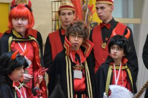 Scholenbezoek - Jeugdprinsentreffen Witte Hoes 2018